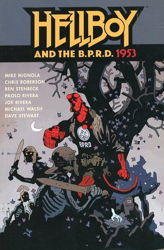 Hellboy and the B. P. R. D : 1953 (paperback)