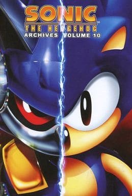 Sonic the Hedgehog Archives(10)
