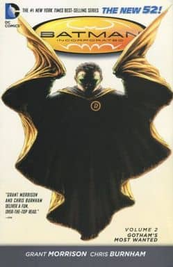 Batman Incorporated: Gotham's Most Wanted(2)