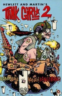 Tank Girl(Penguin Books) (2)