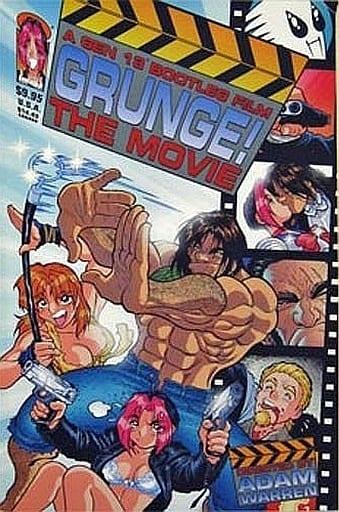 Grunge the Movie Bootleg