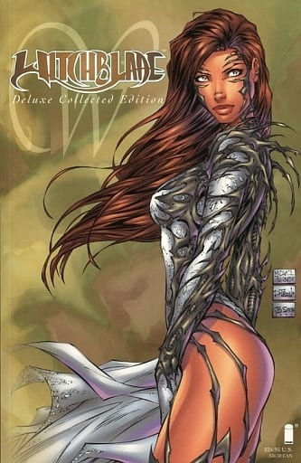 Witchblade; Deluxe Collected Edition(紙背景 )