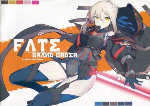 Fate/Grand Order Illustration FANBOOK
