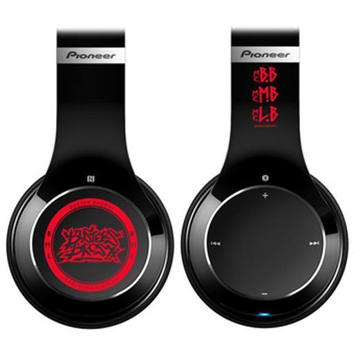 "[Accessories Missing] Ikebukuro Division/Buster Bros!!! Wireless Headphones ""Hypnosis Mic -Division Rap Battle- x Pioneer"""