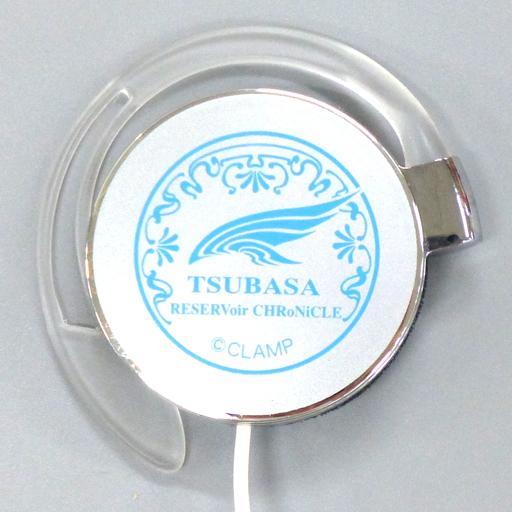 """Logo ear fit headphones """"Tsubasa -RESERVoir CHRoNiCLE-"""""""