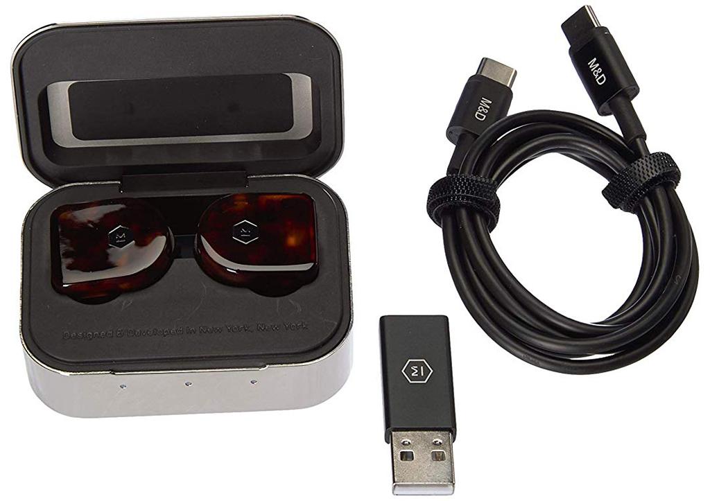 Master & Dynamic Complete Wireless Earphone MW07 (Tortoise Shell) [MW07TS]