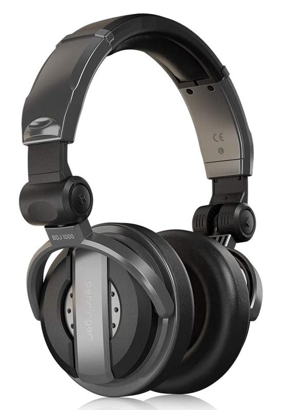Behringer Professional DJ headphones [BDJ1000]