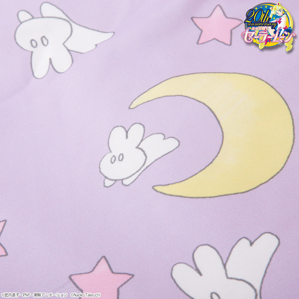 "Tsukino Usagi Usagi's futon cover set single size ""Sailor Moon"""