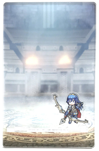 "03. Arena of the Arena Acrylic Smartphone Stand Set ""Fire Emblem Heroes"""