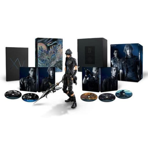 FINAL FANTASY 15 XV ULTIMATE COLLECTOR/'S EDITION PS4