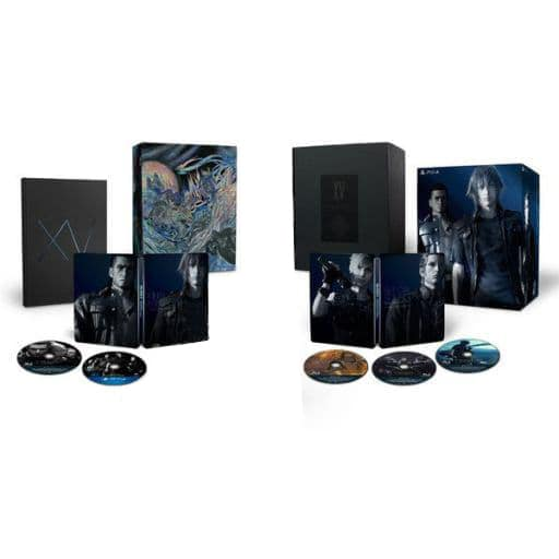 FINAL FANTASY XV [ULTIMATE COLLECTOR'S EDITION] (Condition : Missing figures)