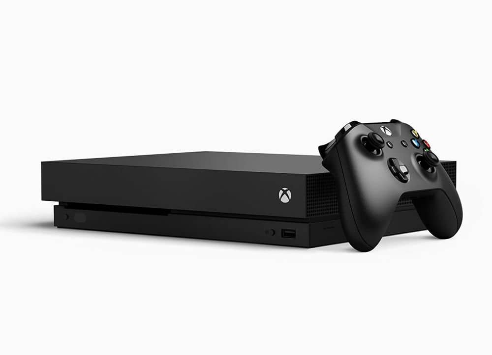 XboxOne X本体 シャドウオブザトゥームレイダー同梱版