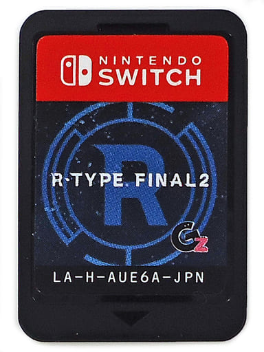 R-TYPE FINAL 2 [Cloud Computing Edition / \ 11000 Rewards] (Condition : Package / CD case missing)