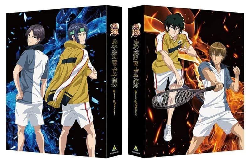 新網球王子冰帝vs立海Game of Future DVD BOX[特裝限定版]