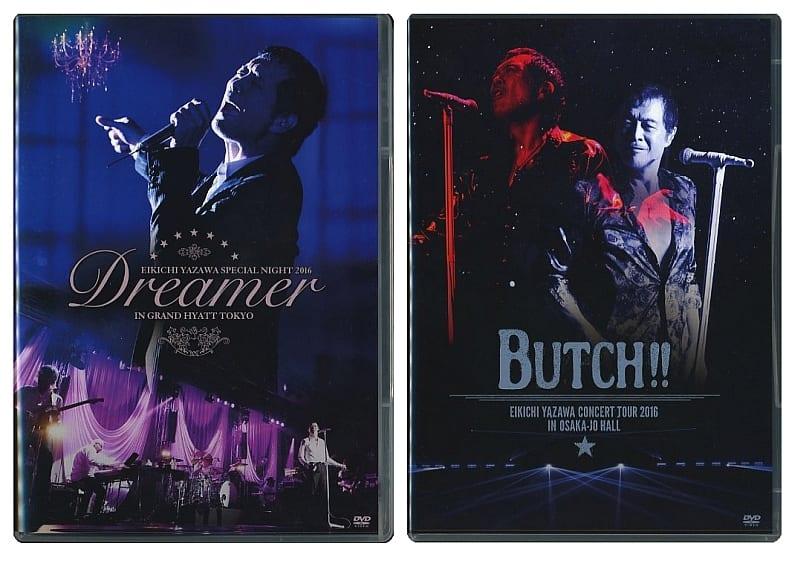 Eikichi Yazawa / Eikichi Yazawa Dreamer + BUTCH! Box Set [TSUTAYA only]