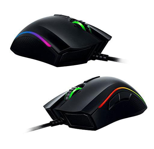 Laser Gaming Mouse Razer Inc. Mamba Tournament Edition [RZ01-01370100-R3A1]