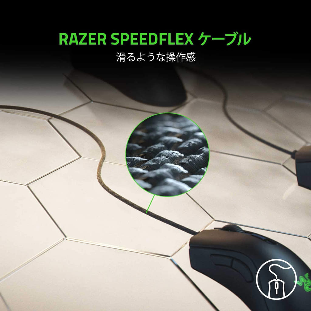 Wired Gaming Mouse DeathAdder V2MINI [RZ01-03340100-R3M1]