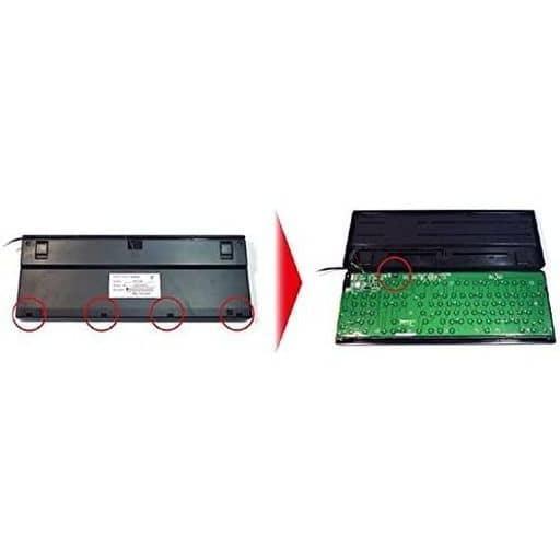 Wired Keyboard REALFORCE 108UD-A JP (Black) [XE31B0]