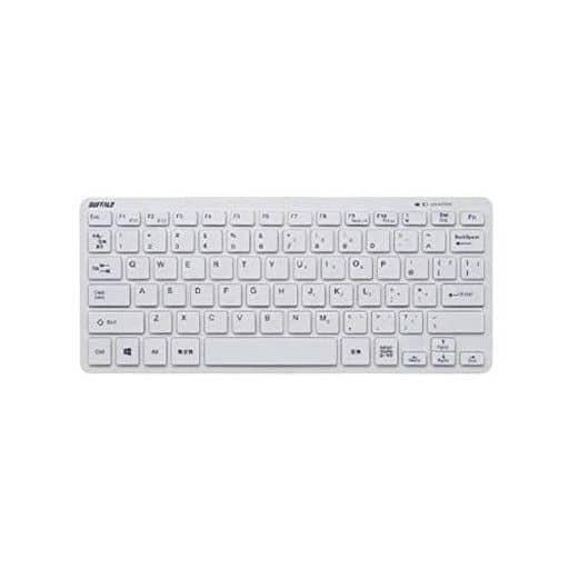 Wireless Keyboard KBB 300 wh (White) [KBB 300 wh]