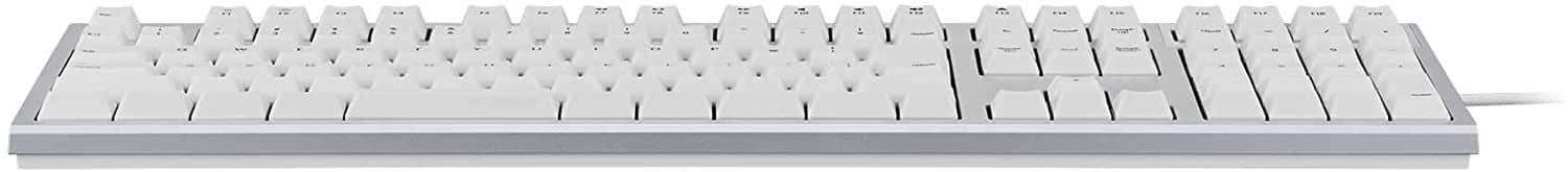 Wired Mechanical Keyboard REALFORCE for MacJP (White) [R2-JPVM-WH]