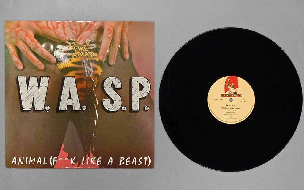 W.A.S.P. / ANIMAL (F * * K LIKE A Beast) [Import]