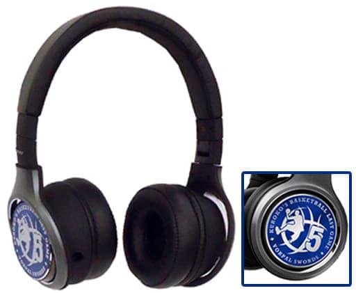 "[Damaged item] Aomine Daiki Model SE-MX8-K High-Resolution Headphones ""Theatrical Edition Kuroko's Basketball LAST GAME x Pioneer"""
