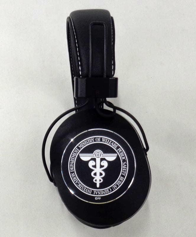 [Missing Accessories] Public Safety Model (Shinya Kogami) Headphone Pioneer SE-MS7BT 「 Psycho - PASS PSYCHO-PASS 」