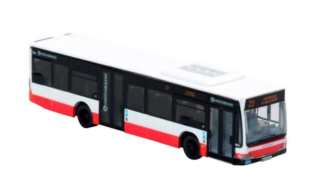 1/160 WB007 Mercedes-Benz Citaro HVV 「 World Bus Collection 」 [264552]
