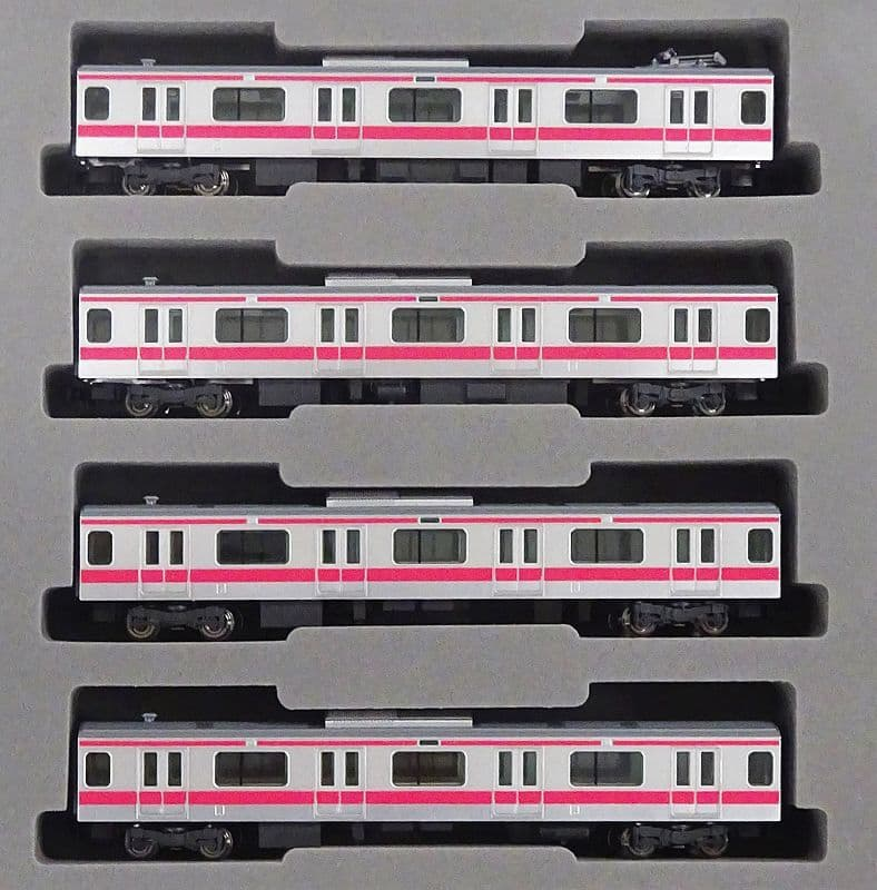 1/150 JRE 233 - 5000 Commuter Train Keiyo Line Additional Connection Set A (4 Car Set) [92393]