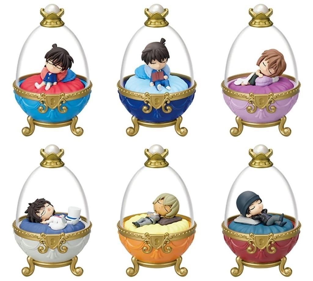 Set of 6 Kinds 「 Detective Conan Dreaming Egg 」