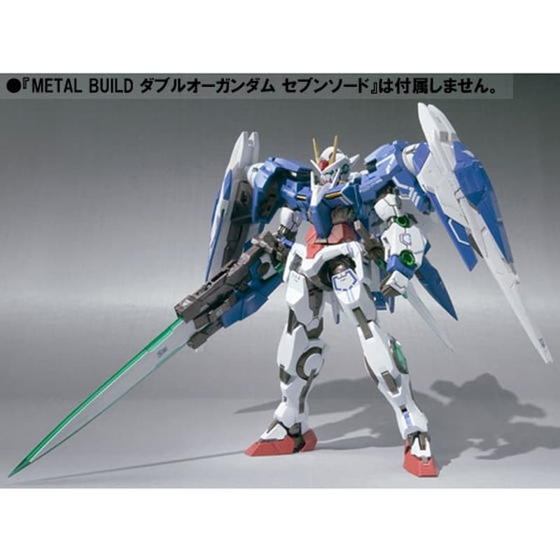 METAL BUILD OLYZER + GN Sword III Tamashistore limited 「 MOBILE SUIT GUNDAM 00 」