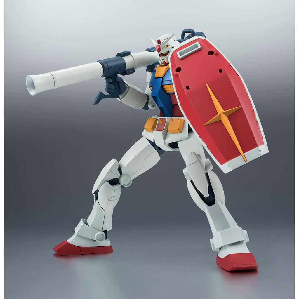 "Robot Spirits <SIDE MS> RX-78-2 Gundam ver. A.N.I.M.E. ""Mobile Suit Gundam"""