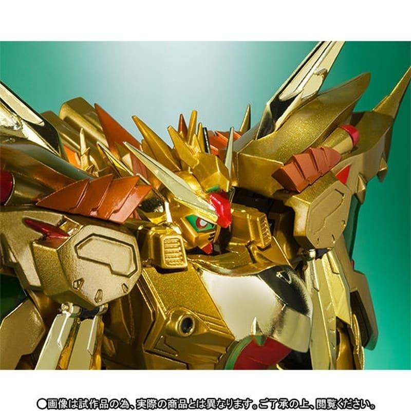 SDX Golden God Superiors Kaiser 「 New SD Gundam Gaiden Golden Myth 」 Soul Web Store only