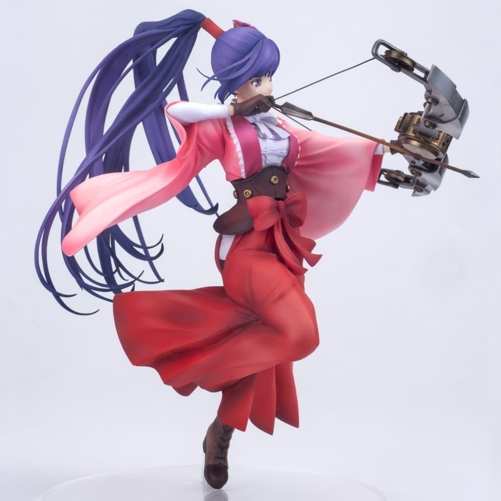 "Shikigawa iris genuine supervision Ver. ""Kabaneri of armored castle"" Hdge technical statue No.18"