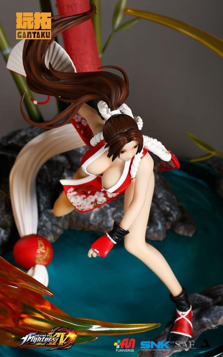 Mai Shiranui The King Of Fighters Xiv 1 6 Statue Toys Figures