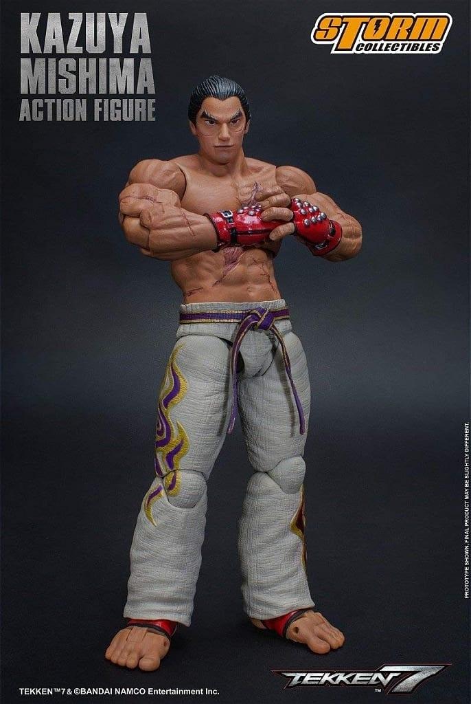 Mitsushima Ichiba Tekken 7 1 10 Action Figure Toy Hobby Suruga Ya Com