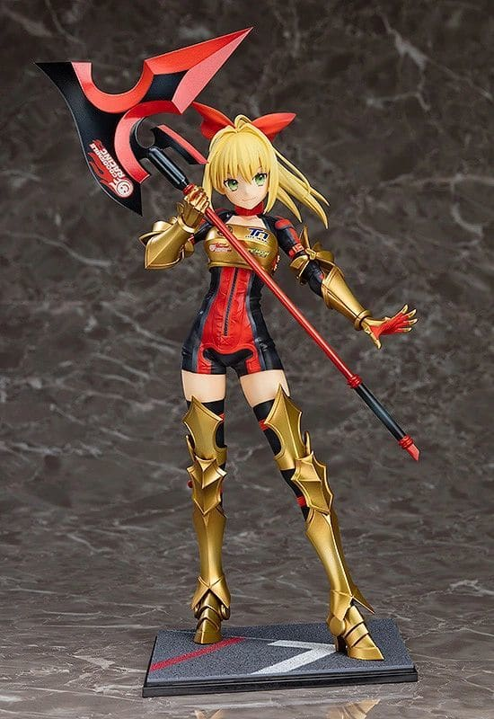 Nero Claudius Racing Ver. 「 GOODSMILE RACING & TYPE-MOON RACING 」 1/7 ABS & PVC coated finished product