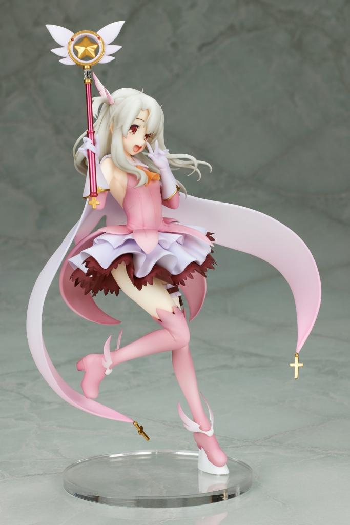 Iriyasu Feel Von Einzbern 「 Fate/kaleid liner Prisma ☆ Illya Prisma ☆ AVENGING SPIRIT 」 1/7 PVC & ABS painted finished product