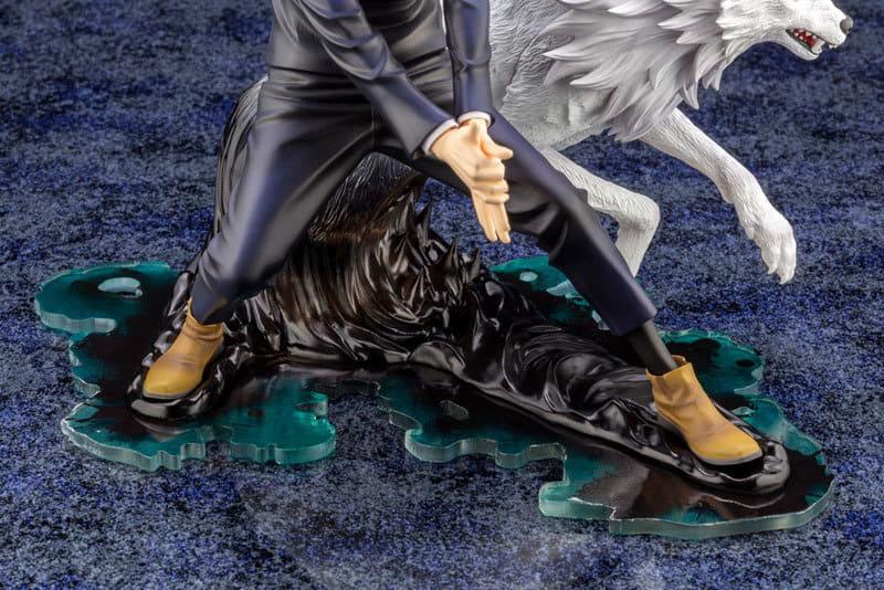 ARTFX J Fushiguro Megumi 「 Sorcery Fight 」 1/8 PVC coated finished product