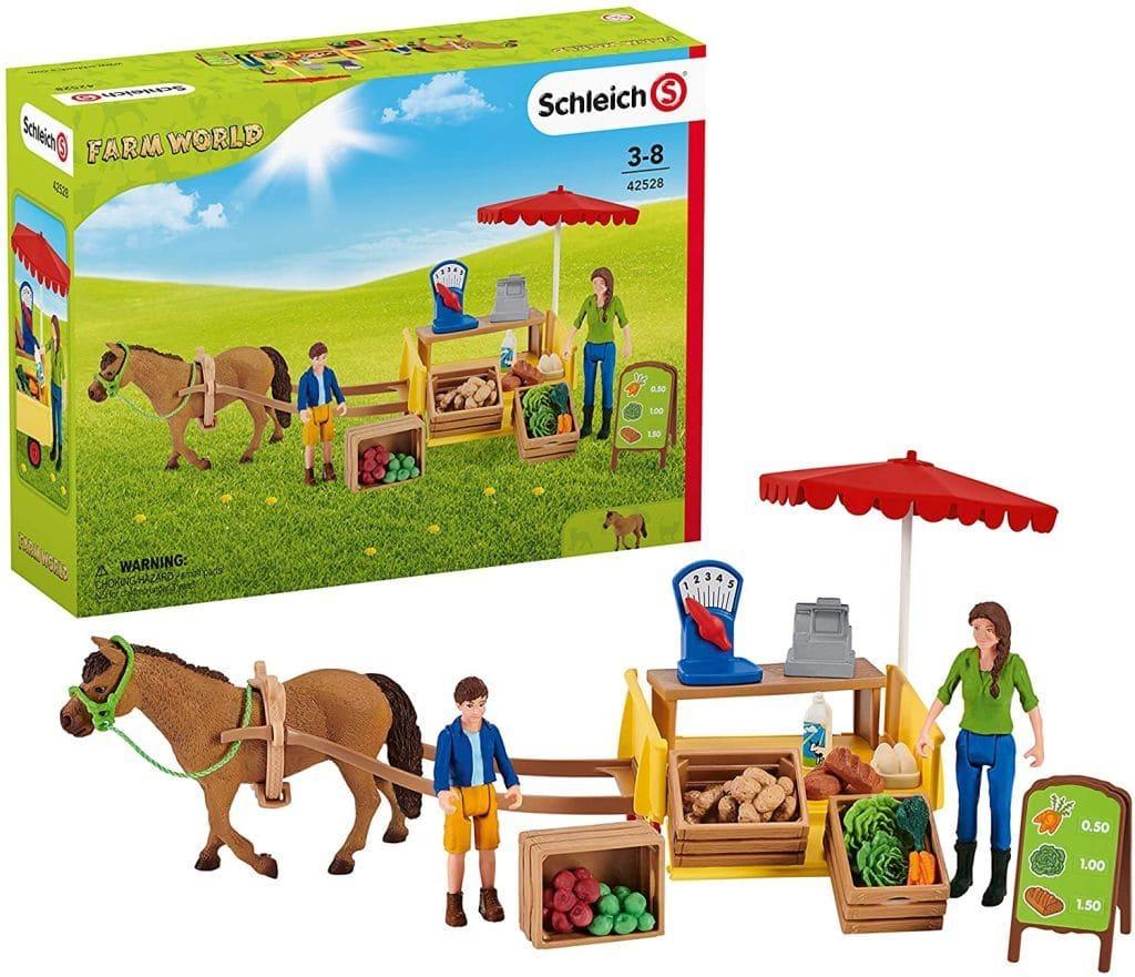 Farmers Market 「 Schleich - Schleich - 」 FARM WORLD - Farm World - No. 42528