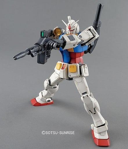 1/100 MG RX-78-2 Gundam 「 MOBILE SUIT GUNDAM: THE ORIGIN 」