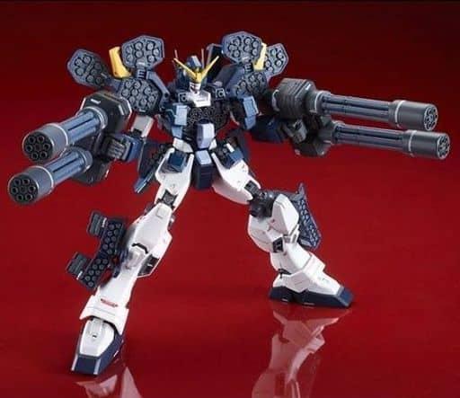 1/100 MG XXXG-01H2 Gundam Heavy Arms Aratame EW 「 Mobile Suit GUNDAM WING Endless Waltz 」 Premium Bandai Limited [0211630]