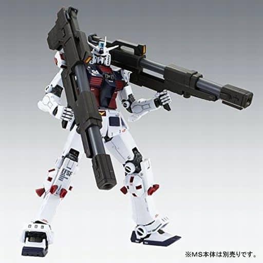 """1/100 MG Weapon & Armor Hanger FOR Full Armor · Gundam Ver.Ka (GUNDAM THUNDERBOLT version) """"Mobile Suit Gundam Thunderbolt"""" Premium Bandai Limited [0212910]"""