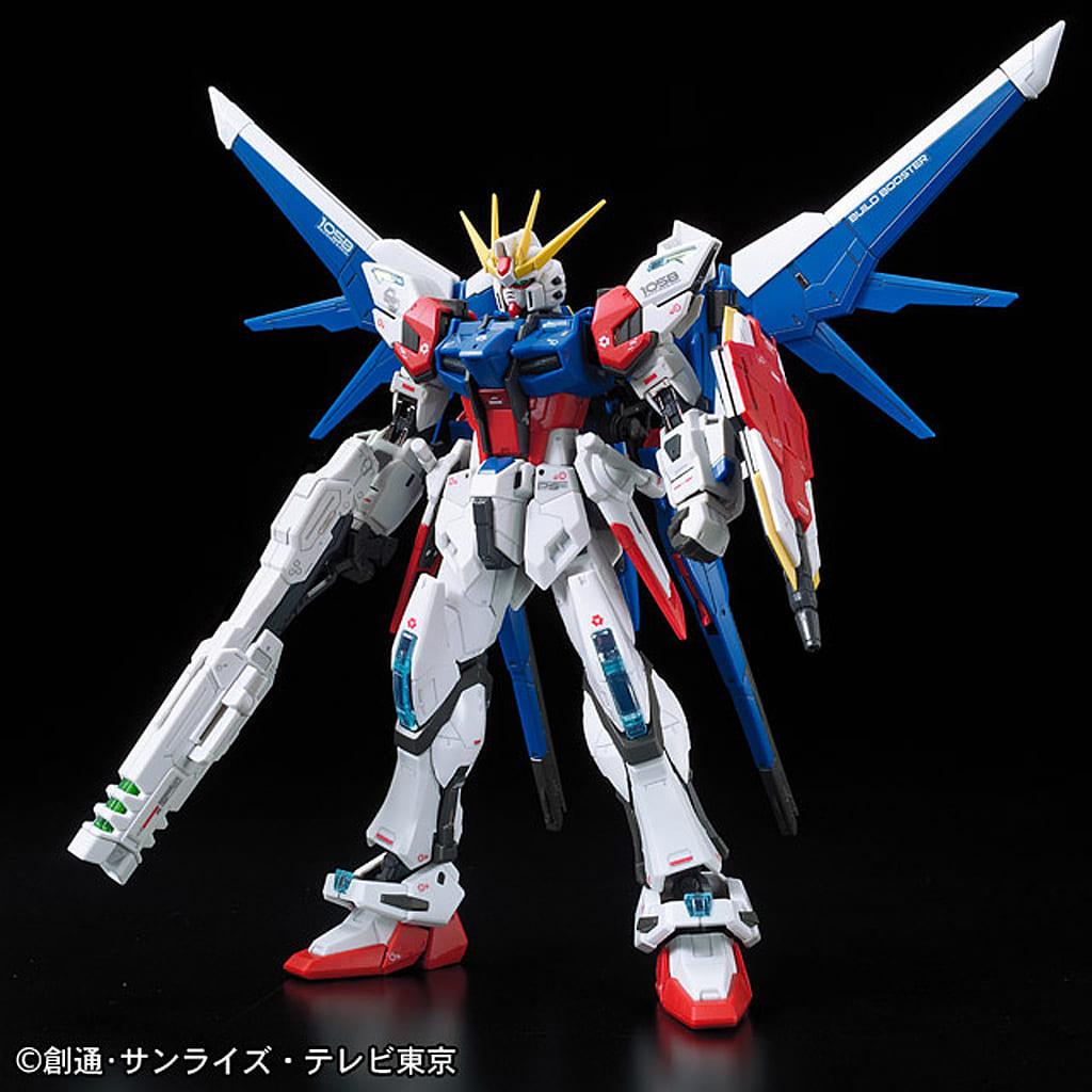 1/144 RG GAT-X105B/FP Build Strike Gundam Full Package 「 GUNDAM BUILD FIGHTERS 」