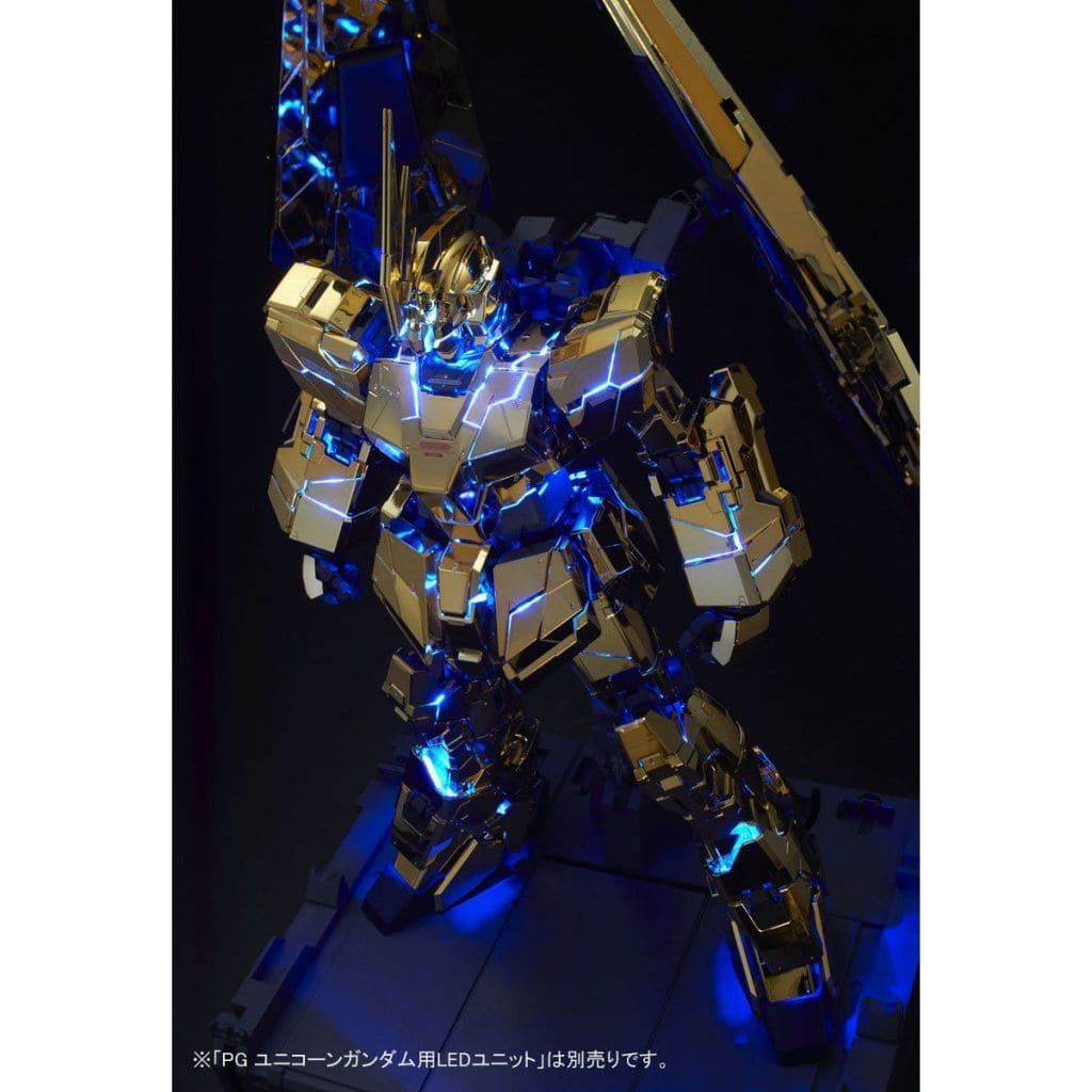 """1/60 PG RX - 0 Unicorn Gundam Unit 3 Fennex """"Mobile Suit Gundam UC MSV"""" Premium Bandai Limited [0215341]"""