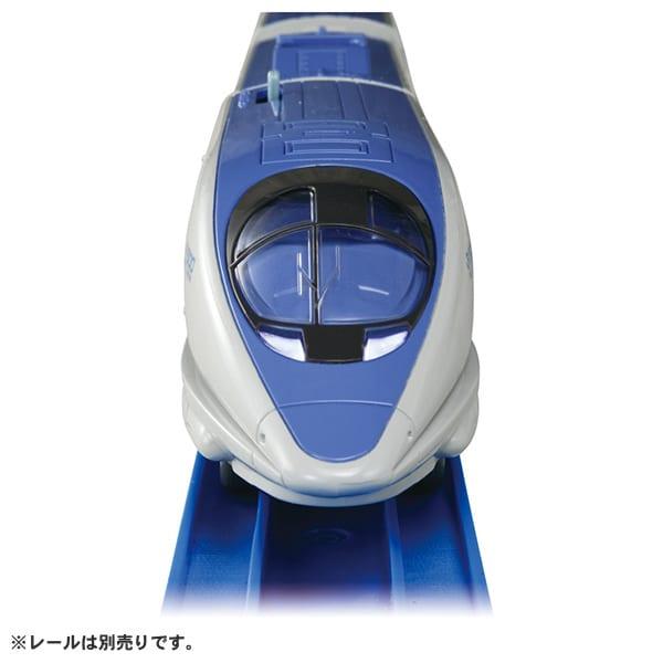 Plarail S - 500 series Shinkansen with 02 lights (high power lights)