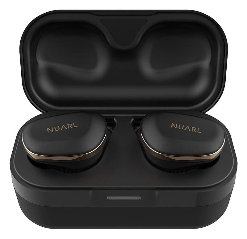 NUARL Complete Wireless Earphone N6PRO (Matte Black) [N6PRO-MB]