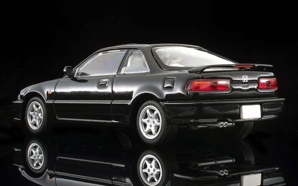 Tomica Limited Vintage NEO LV-N197b Honda Integra 3-door Coupe XSi Black