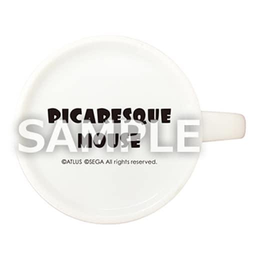 """Picaresque Mouse mug """"Persona 5"""""""