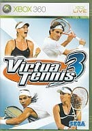 Asian version Virtua Tennis 3 (Domestic version main body operation available)